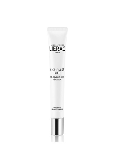 Lierac Lierac Cica-Filler Mat Anti-Wrinkle Repairing Cream-Gel 40ml Renksiz